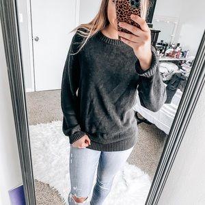 •H&M• oversized sweater